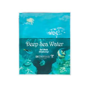 SKINFOOD Skin Food Deep Sea Water Multi Gel Mask Brightening 1 Sheet
