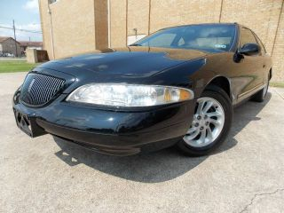 1998 Lincoln Mark VIII Extr Clean Lthr CD Changer Power Seats
