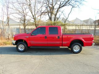 Garage Kept 2000 Ford F250 Crew Cab 7 3 Diesel 4x4 Only 108K