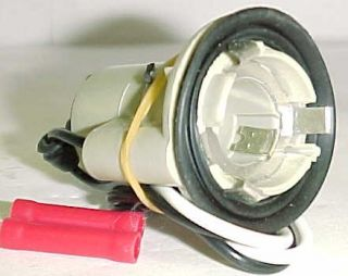 Chevy GMC Pontiac GM Back Up Turn Light Socket 8564