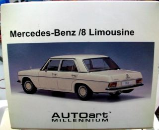 Mercedes Benz 8 Limousine Diecast Model Car