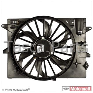 Brand New Radiator Cooling Fan 2003 2004 Ford Thunderbird Lincoln LS