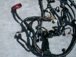 2009 Toyota Matrix Corolla Engine Wiring Harness 2 4