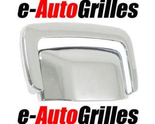 2000 2006 Chevy GMC Chrome Tail Gate Door Handle Cover