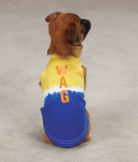 Dog Tank Top Shirt T Shirt Inspirational Live Love Wag