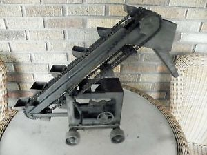 Buddy L Sand Gravel Loader Conveyor 1920's Pressed Steel