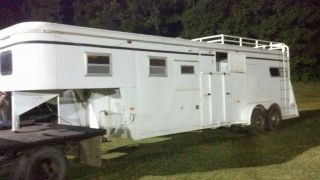 Turnbow 4 Horse Trailer L K