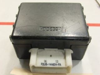 Windshield Wiper Control Relay Ford Aerostar 1996 F2UB 14A624 FA