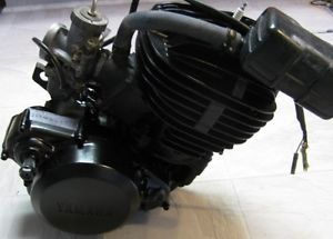 83 Yamaha IT490 YZ490 Engine Motor Complete Carb CDI Coil It 490 YZ 490
