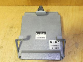 97 Mazda MX6 626 Probe V6 ECU ECM Engine Computer KLG3