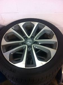 2013 Honda Accord Sport Rims w Michelin Tires