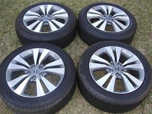 "Nice 16"" Honda Civic EX Alloy Wheels Rims Michelin Tires 205 55 R16"