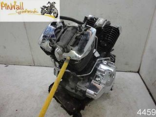 02 Yamaha VStar 1100 V Star XVS1100 Engine Motor Videos