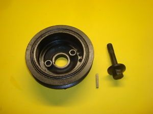 93 97 Mazda MX6 626 Ford Probe Crank Pulley Harmonic Balancer V6 2 5L