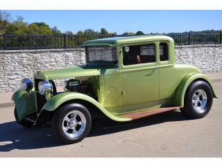 1930 Dodge Bros 5 Window Coupe Hemi Powered Street Rod Hot Rod