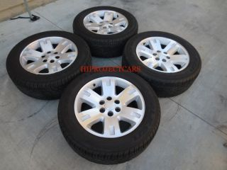 "Factory GMC Sierra Yukon 20"" Wheels and Tires"