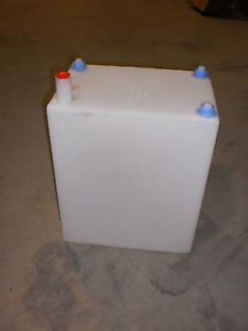 10 Gal Fresh Water Tank camper Horse Trailer Concession