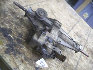 PEERLESS 910 001A TRANSAXLE REAR END AXLE JOHN DEERE REAR ENGINE