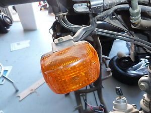 2008 Yamaha Zuma Scooter 49cc 50 Rear Left Turn Signal YW50X YW100 BW
