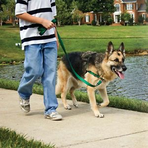 Premier Pet Eco Easy Walk Harness Includes Leash Red or Blk 100 Recycled Plasti