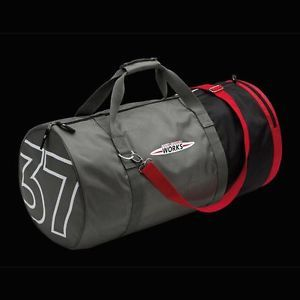 "Mini Cooper JCW Gym Bag Duffle ""37"" John Cooper Works New"