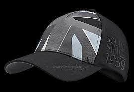 Mini Cooper Unisex Adjustable Sound Hat Cap Black Union Jack New