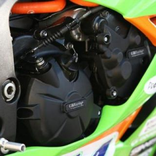 Gbracing Kawasaki ZX 6R zx6r Engine Case Cover Set GB Racing