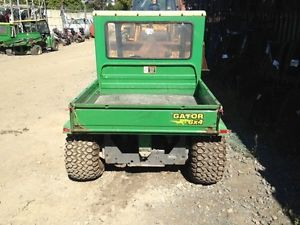 John Deere Gator 6x4 1 Running 2 for Parts