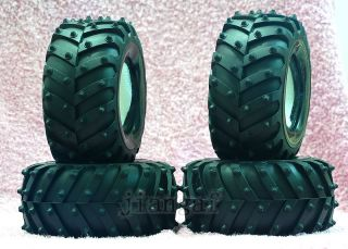 4X RC 1 10 Tires Tyre Monster Bigfoot Car Truck P9E176