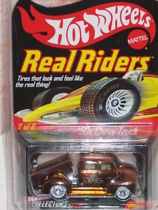 Hot Wheels RLC Real Riders