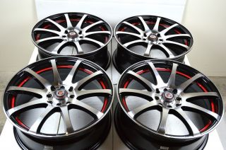 17 Wheels Rim Kia Rio Spectra Mini Cooper Mazda Miata Tiburon Honda Civic Accord