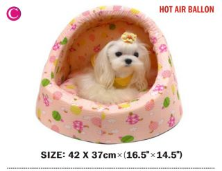 Various Indoor Pet Dog Cat House Bed Tent