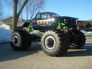 RC4WD B H Monster Truck 2X Tires Only Clod Buster Juggernaut Puller Z T0018