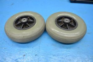 Jet 3 Wheelchair Rear Wheels Replacement Parts