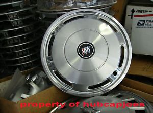 1988 1989 1990 Buick Regal Hubcaps Wheel Covers
