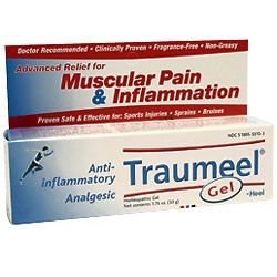 Traumeel Homeopathic Ointment for Muscle Joint Pain 50g
