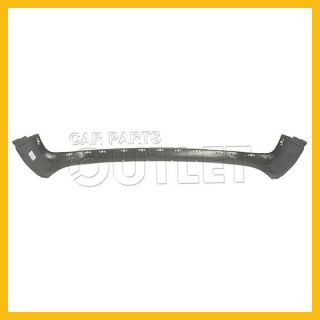 94 01 Dodge RAM Pickup Front Lower Bumper Cover Matte Gray Plastic 1500 Wo Sport