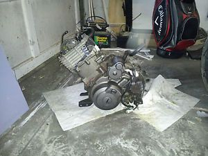 2001 Yamaha Raptor 660 Engine
