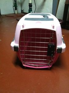 Pet Carrier Portable Dog Cat Crate Travel Small Pet Taxi Cage Kennel Case