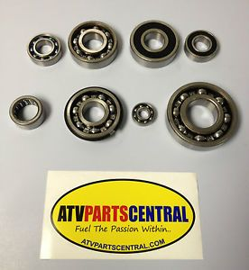 Yamaha Raptor 660 Bottom End Crank Transmission Bearing Kit Clutch Engine CP