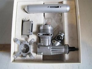 K B 28 Sportster R C Model Airplane Engine No 5680 New in Box L K