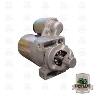 New Starter for John Deere Mower F620 F680 F687 M653 M655 G100 G110 L130 Mower