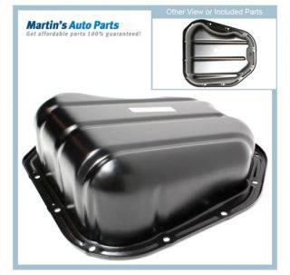Black New Oil Pan Toyota Camry Avalon Sienna Highlander Solara 2010 2009 99 1999