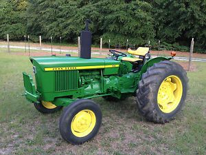 Auction John Deere 830 Tractor Diesel Engine Very Nice Clean