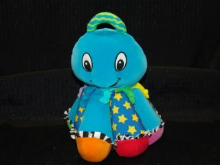 Lamaze Blue Octotunes Octopus Musical Plush Baby Toy