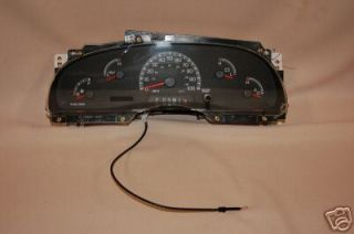 2002 2003 2004 Ford F150 Pickup Instrument Cluster B22 718