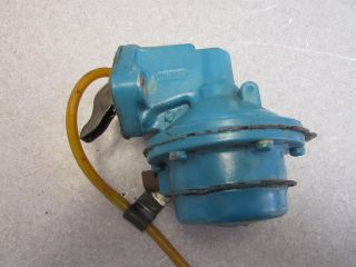 3855276 OMC Stern Drive Chevy V8 Carter Fuel Pump 0981650 3853792 3855276