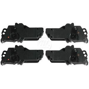 Ford Mercury Pickup Truck Power Door Lock Actuator 4 Piece Set Kit