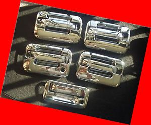 2004 2010 Ford F150 Chrome Accessories 5N