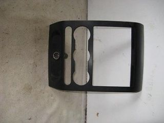 05 06 07 Ford F150 Dash Radio Bezel Surround Trim Panel 19520